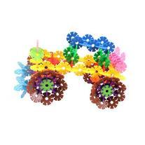 Supstar 100pcs 5 Colors Environmentally-friendly Plastic