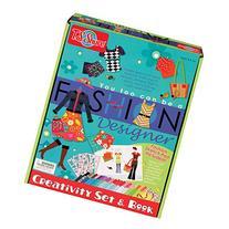 You Too Can be a Fashion Designer Creativity Set & Book