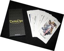 Tactics Ogre Limited Edition TAROT CARDS