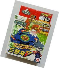 Takara Beyblade Topblade - Dranzer V Sonokong