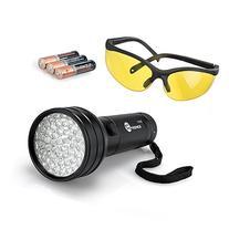 TaoTronics Black Light, 51 LEDs UV Blacklight Flashlights