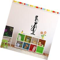 The Cat In The Hat Wall Decal Vinyl Home Decor, Dr. Seuss