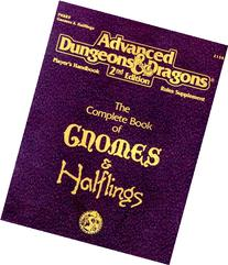The Complete Book of Gnomes & Halflings (Advanced Dungeons