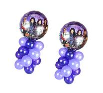 The Descendants Balloon Table Display Birthday Party - AIR