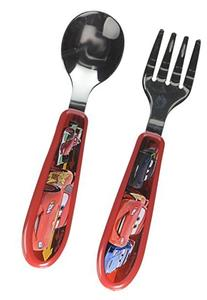 The First Years Disney/Pixar Cars Easy Grasp Flatware by The