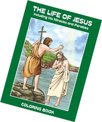 The Life of Jesus Coloring Book