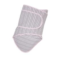 The Miracle Blanket - Pink & Grey Chevrons