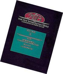 The New Interpreter's Bible : Acts - First Corinthians