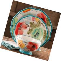 The Pioneer Woman Vintage Bloom 12-Piece Decorated