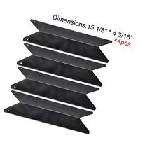 The Red BBQ 91191 Porcelain Steel Heat Plate Replacement for