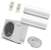Thermocore Systems Dual-Zone ENERGY STAR Ductless MiniSplit