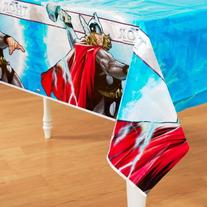 Thor: The Mighty Avenger Plastic Tablecover Party Accessory