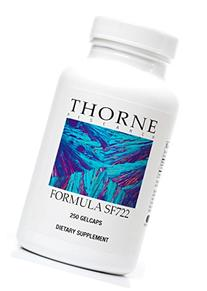 Thorne Research - Formula SF722 - Gastrointestinal and Gut