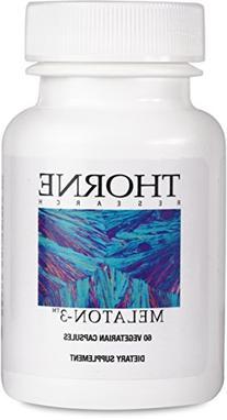 Thorne Research - Melaton-3 - Melatonin Supplement  - 60