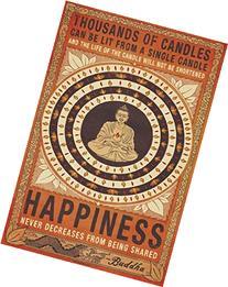 Thousands of Candles Poster Art Print
