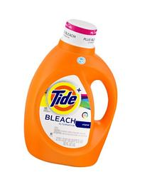 Tide + Bleach Alternative Detergent Original - 48 Loads 92