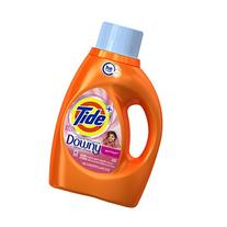 Tide Plus Downy April Fresh Scent HE Turbo Clean Liquid
