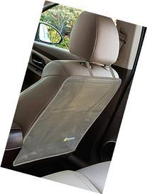 Tike Smart Luxury Clean-Edge Kick Mat - Seat Back Protector