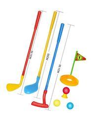 Toddler Golf set for Children Colorful Kids Golf Set