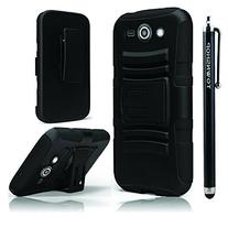 Townshop For Samsung Galaxy Avant G386  Extreme Rugged Black