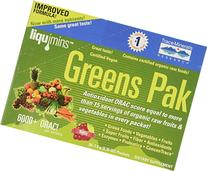 Trace Minerals Research - Greens Pak, 30 packets