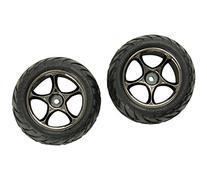 "Traxxas 2478A Anaconda Tires Pre-Glued on Tracer 2.2"" Black-"