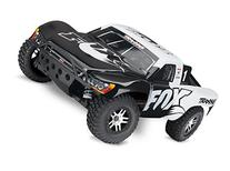 Traxxas Slash 4X4 1/10 Scale LCG 4WD Electric Short Course