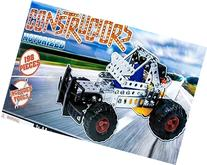 Truck Toy Assembly Kit, Motorized Constructors Baja Truck w
