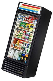 True Mfg GDM-26-HC-LD, 1 Door, Glass Swing Door Refrigerator