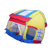 Truedays Kids Outdoor Indoor Fun Play Big Tent Playhouse, 55