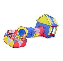 Truedays Kids Playhouse Adventure Play Tent Indoor Outdoor