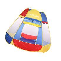 Truedays Kids Play Tent, 59-Inch×59-Inch×45.3-Inch