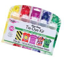 Tulip One-Step 5 Color Tie-Dye Kits Rainbow,1.62oz