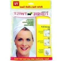 TurbieTwist 3 Pack - Colors May Vary