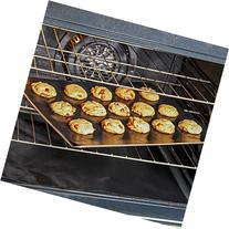 Large Non-Stick Oven Liners - Set of 3 - Master Chef Quality