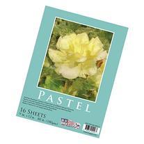 "U.S. Art Supply 9"" x 12"" Premium Pastel Paper Pad, 80 Pound"