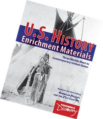 U.S. History Enrichment Materials Book