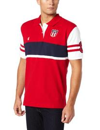U.S. Polo Assn. Men's Color Polo, Engine Red, X-Large