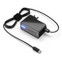 Pwr UL Listed 6.7 Ft Extra Long 2.1A Rapid Charger for Acer