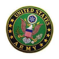 US Army Large Patch