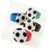 Soccer Rubber Rings