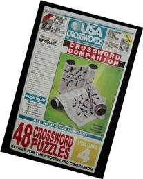 USA Crosswords Volume 4 Refill For The Crossword Companion