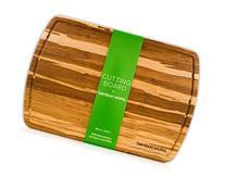 Professional Bamboo Wood Cutting Board and Cheese Board -