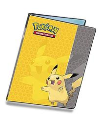 Ultra-Pro Pokemon Card Binder featuring Pikachu