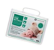 Ultra Soft Waterproof Crib Mattress Protector Pad From