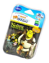 VTech V.Smile V.Motion Active Learning Games System Shrek