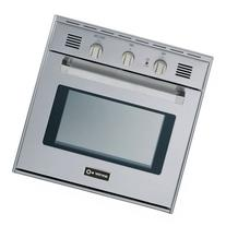 "Verona VEBIG24NSS 24"" Single Gas Wall Oven with 2.0 cu. ft."