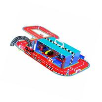 Vilac Toy Set in Suitcase, Race Track