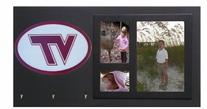 Virginia Tech Hokies VT NCAA Key Holder With Picture Frame