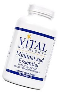 Vital Nutrients - Minimal & Essential - One a Day Multi-